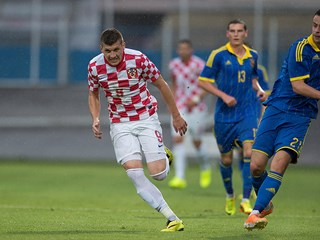 Hrvatska i Ukrajina podijelile bodove u Zagrebu