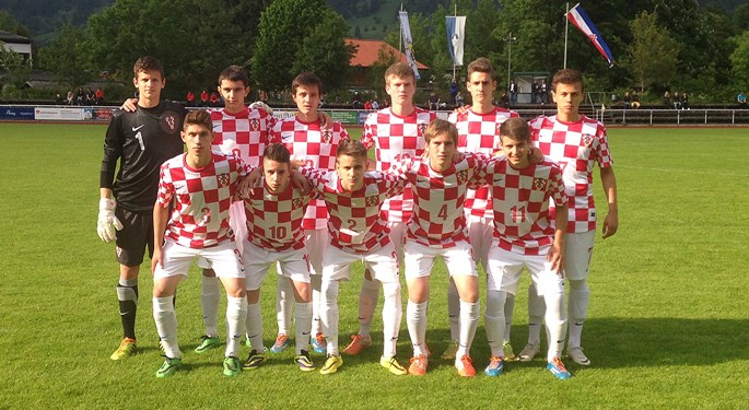 Remi Hrvatske U-14, poraz Hrvatske U-15 u Bavarskoj