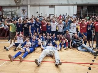 Alumnus osvojio naslov prvaka Hrvatske