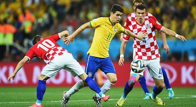 Prodaja ulaznica za utakmicu Brazil - Hrvatska