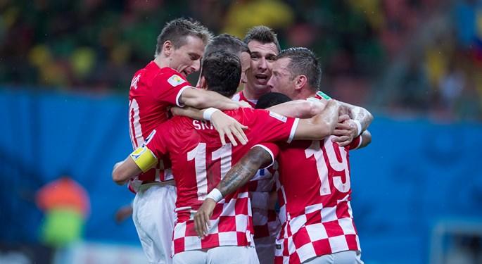 Izvrsna Hrvatska s četiri gola potopila Kamerun