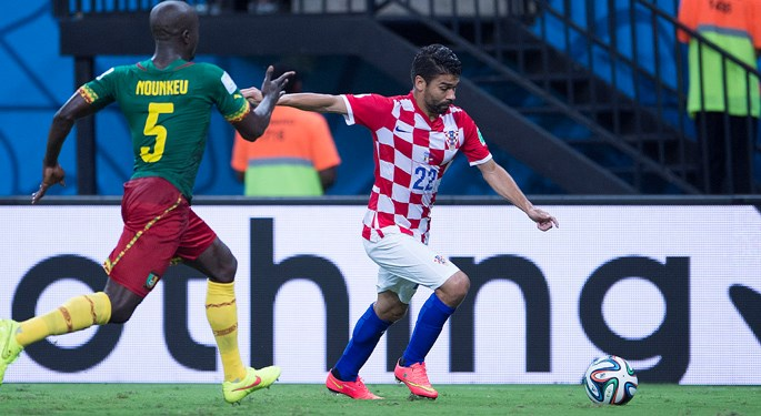 Eduardo se oprostio od hrvatske reprezentacije