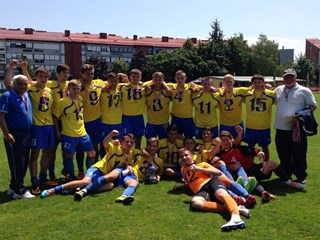 Inter Zaprešić osvojio amatersko juniorsko prvenstvo