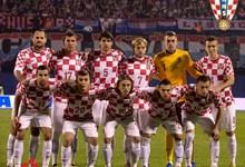 Hrvatska reprezentacija - početnih 11 1280x1024