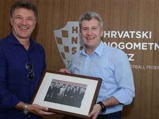 """Šuker: """"Zdravko je učinio puno za razvoj nogometa u Hrvatskoj"""""""