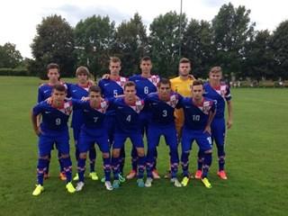 Hrvatska U-18 poražena od Albanije