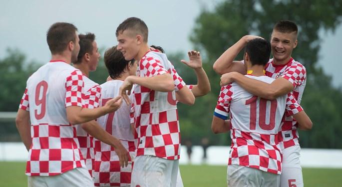 Hrvatska U-19 pobijedila Italiju