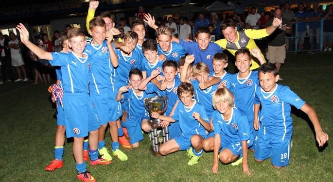 Dinamo pobjednik 16. izdanja turnira Međimurec