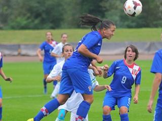 Hrvatska ženska reprezentacija U-19 na kvalifikacijskom turniru u Litvi
