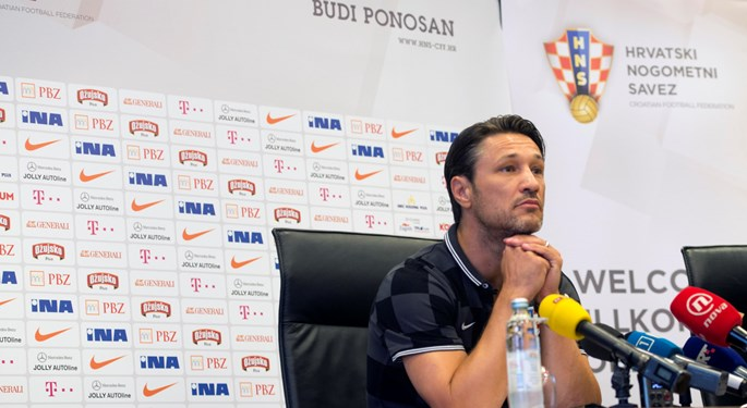"Kovač: ""We want to continue on the path we have set before"""