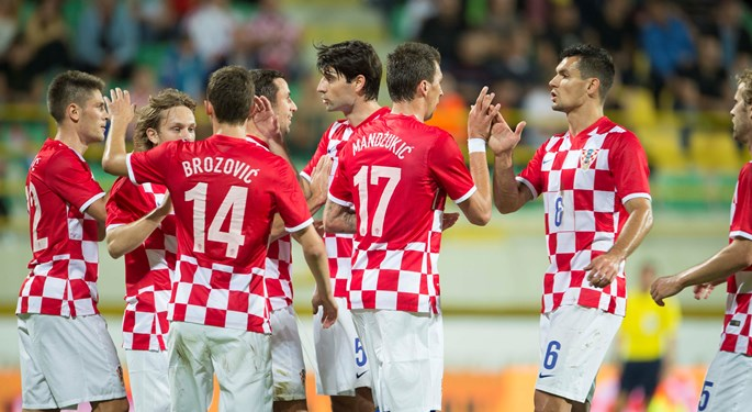 Mandžukić brace crowns good Croatian performance
