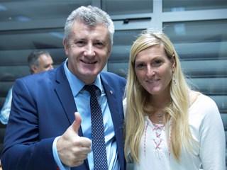 HNS pozdravlja imenovanje Janice Kostelić državnom tajnicom za sport