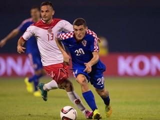 Kvalifikacijska utakmica Malta - Hrvatska