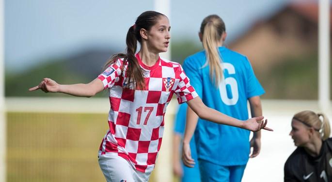 Hrvatska pogotkom Lojne ponovno svladala Sloveniju