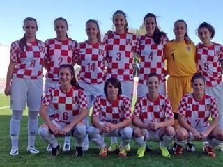 Hrvatska U-19 protiv Južne selekcije Dalmacije