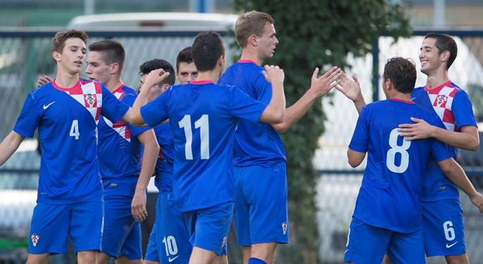 Četiri gola Hrvatske U-17 u prijateljskoj pobjedi nad Armencima