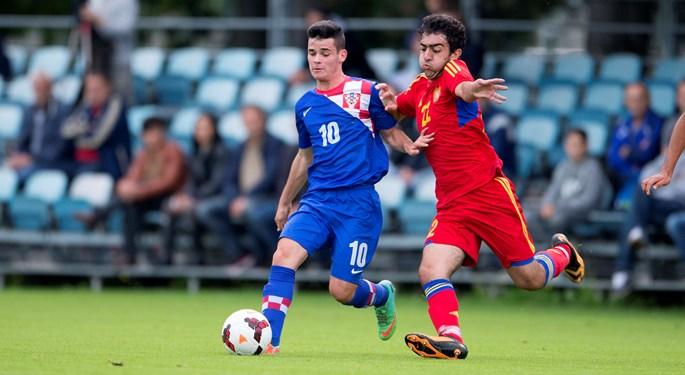 Hrvatska U-17 ponovno raspucana protiv Armenije