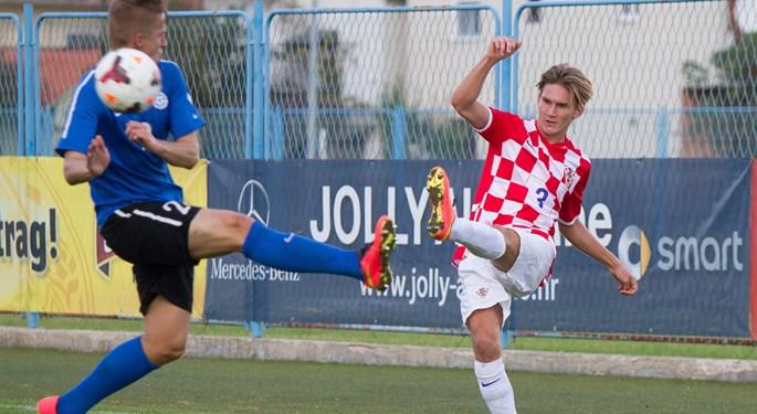 Roguljić pogodio za pobjedu Hrvatske U-19