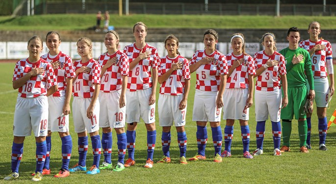 Croatia U-17 (W)