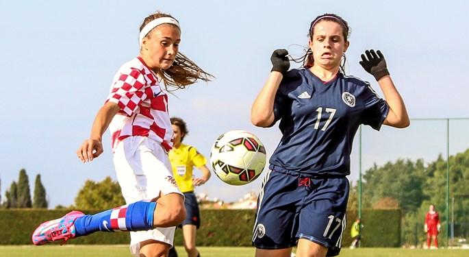 Škotska bolja od Hrvatske U-17