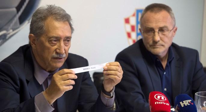Održan ždrijeb parova pretkola Hrvatskog nogometnog kupa