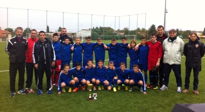 NS Split osvojio Jesenski selektivni turnir U-13