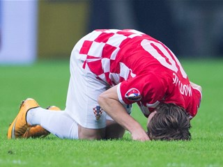 Luka Modrić out for three months