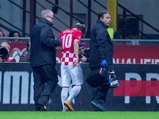 Modrić out for six weeks, Kovač hopes for speedy recovery