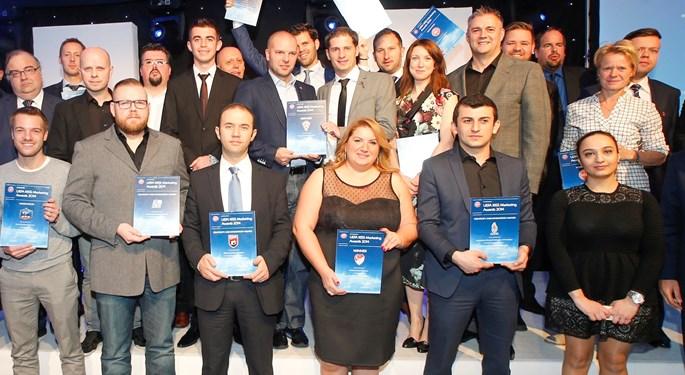HNS receives Digital Fan Engagement Campaign award