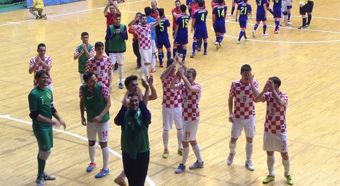 Remi Hrvatske u prvom ogledu u Japanu