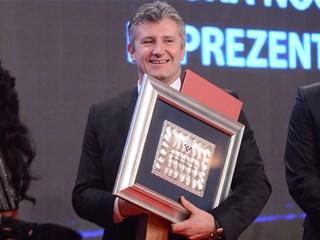Hrvatska reprezentacija primila nagradu HOO-a