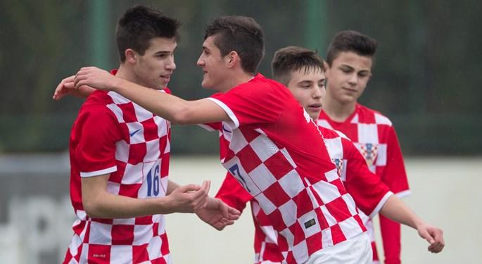 Mladi Hrvati svladali Lihtenštajn, prošli skupinu
