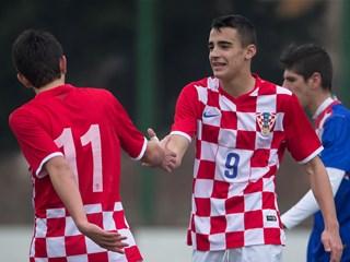 Mladi Hrvati na turniru u Mađarskoj