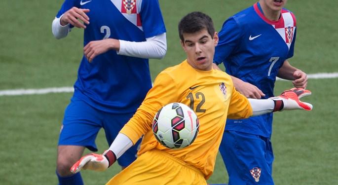 Okupljanje Hrvatske U-19 za susret s Talijanima