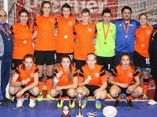 Više od 700 djevojaka na turniru Agram 2015.