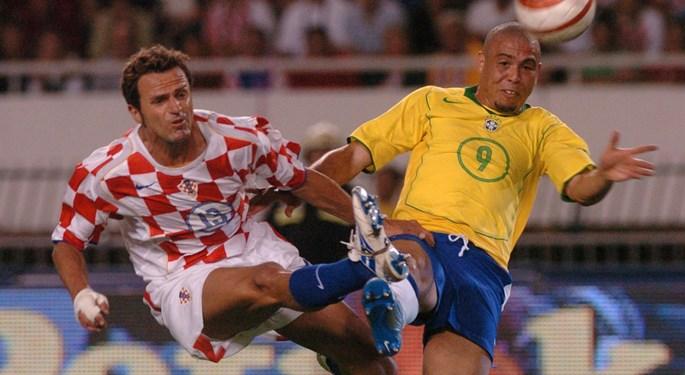 Hrvatska - Brazil 1:1