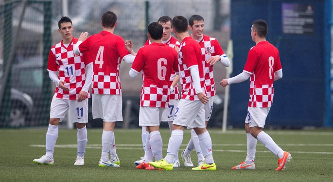 Maksimalna Hrvatska U-17 bez primljenog gola na EP!