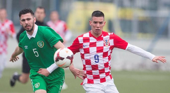 Nova pobjeda Hrvatske U-17 nad Ircima