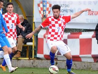 Hrvatska U-20 odigrala susret s Kataranima