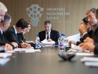 Redovna sjednica Izvršnog odbora HNS-a