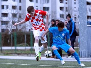 Slovenija bolja od Hrvatske U-16 na početku turnira