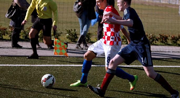 Mladi Hrvati remizirali sa Škotskom