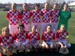 Hrvatska U-16 povela, ali poražena na otvaranju