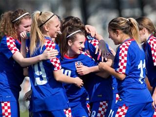 Hrvatske djevojke na turniru u BiH
