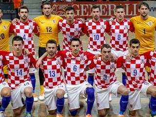 Hrvatska s Rusijom i Kazahstanom na EP-u