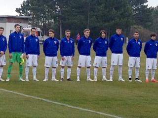 Poraz Hrvatske U-19 od Austrije