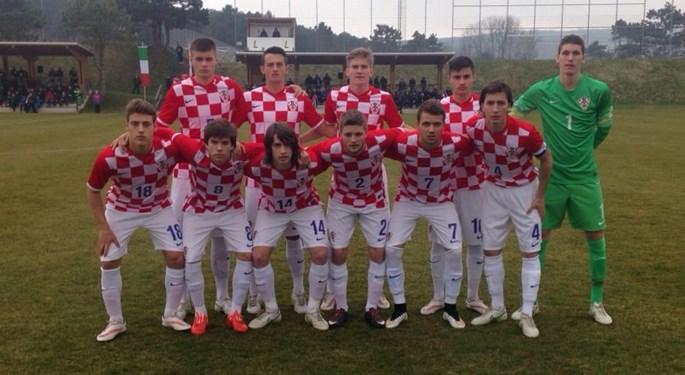 Hrvatska U-19 uzela bod protiv Italije
