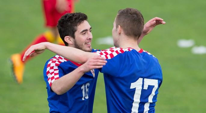 Remi Hrvatske U-21 s Crnom Gorom