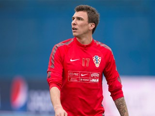 "Mandžukić: ""Juventus was an easy choice"""