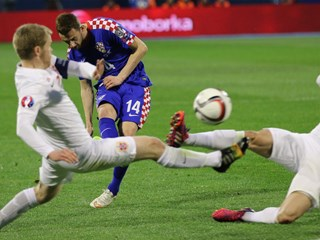 Five goals, three points: Croatia breaks Norway resistance